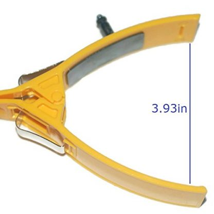ALPTA Ecg Ekg Limb Clamp Clip Reusable Electrodes Ag AgCI Set of 4 Adult Size 4PCS/SET-14