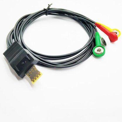 Schiller 4 leads Holter Recorder ECG Cable