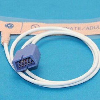24pcs NELLCOR Adult/Neonate Disposable Spo2 Sensor Oximetry Probe MAXN-0