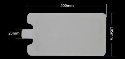10PCS Disposable ESU Grounding Pad Adult Bipolar Electrosurgical-29